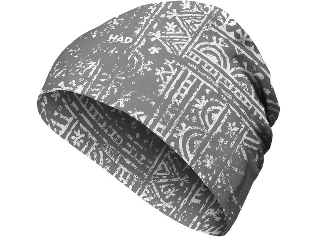 HAD Merino Bonnet, woodcut grey